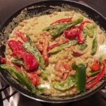 Thai curry in pan | the dyspraxic chef